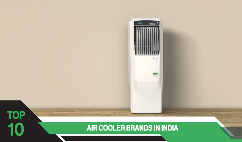 Top 10 Air Coolers Brands in India