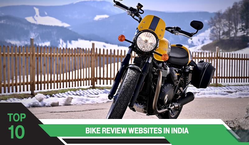 Top 10 Bike Review Websites in India