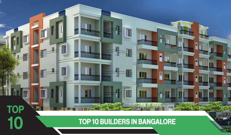 Top 10 Builders in Bangalore