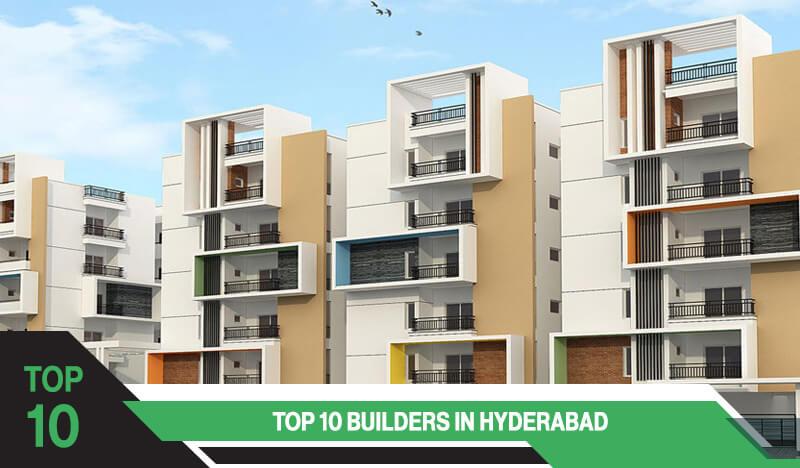 Top 10 Builders in Hyderabad