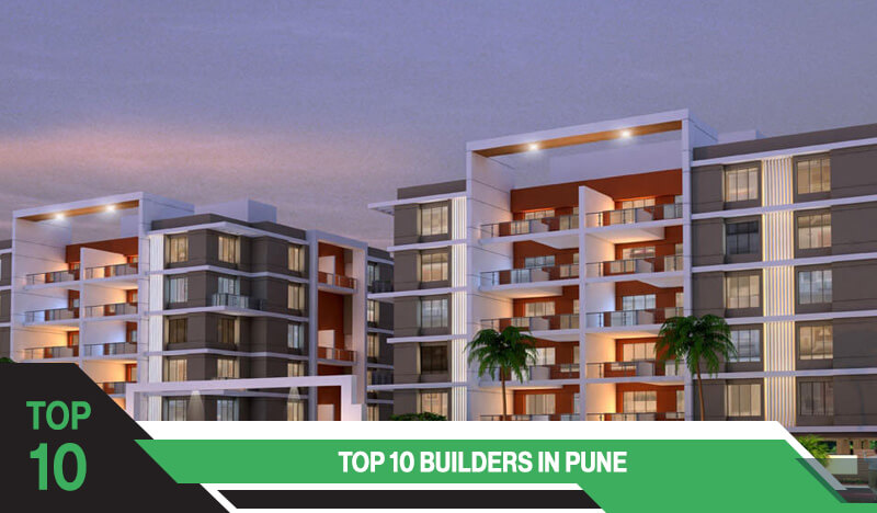 Top 10 Builders in Pune