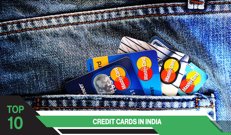 Top 10 Credit Cards in India