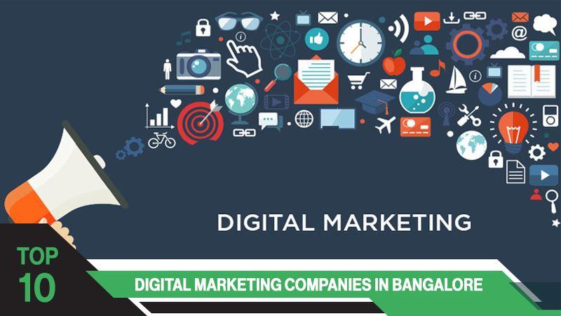 Top 10 Digital Marketing Companies in Bangalore