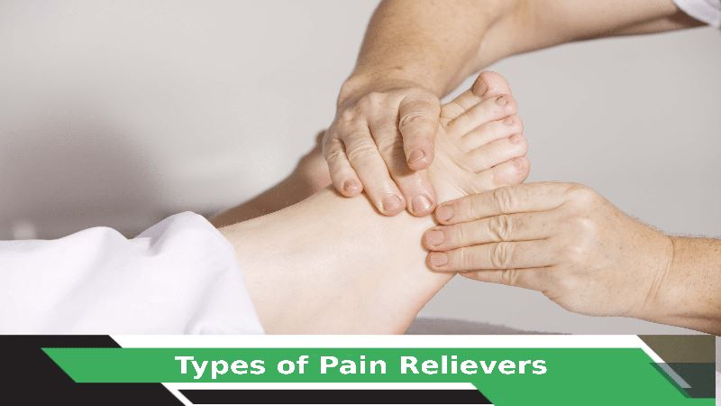 Types of Pain Relievers