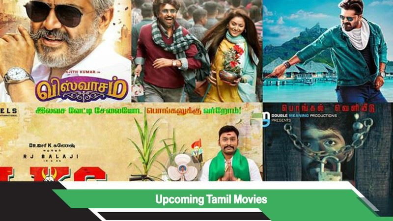 Upcoming Tamil Movies, List, Release Date