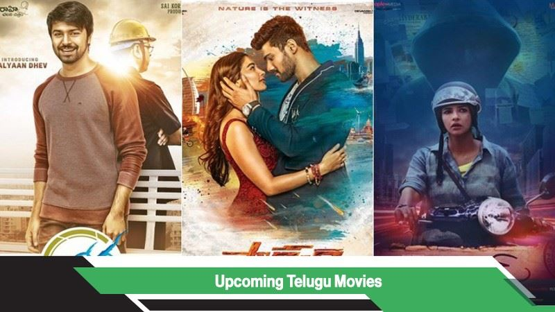 Upcoming Telugu Movies, List, Release Date