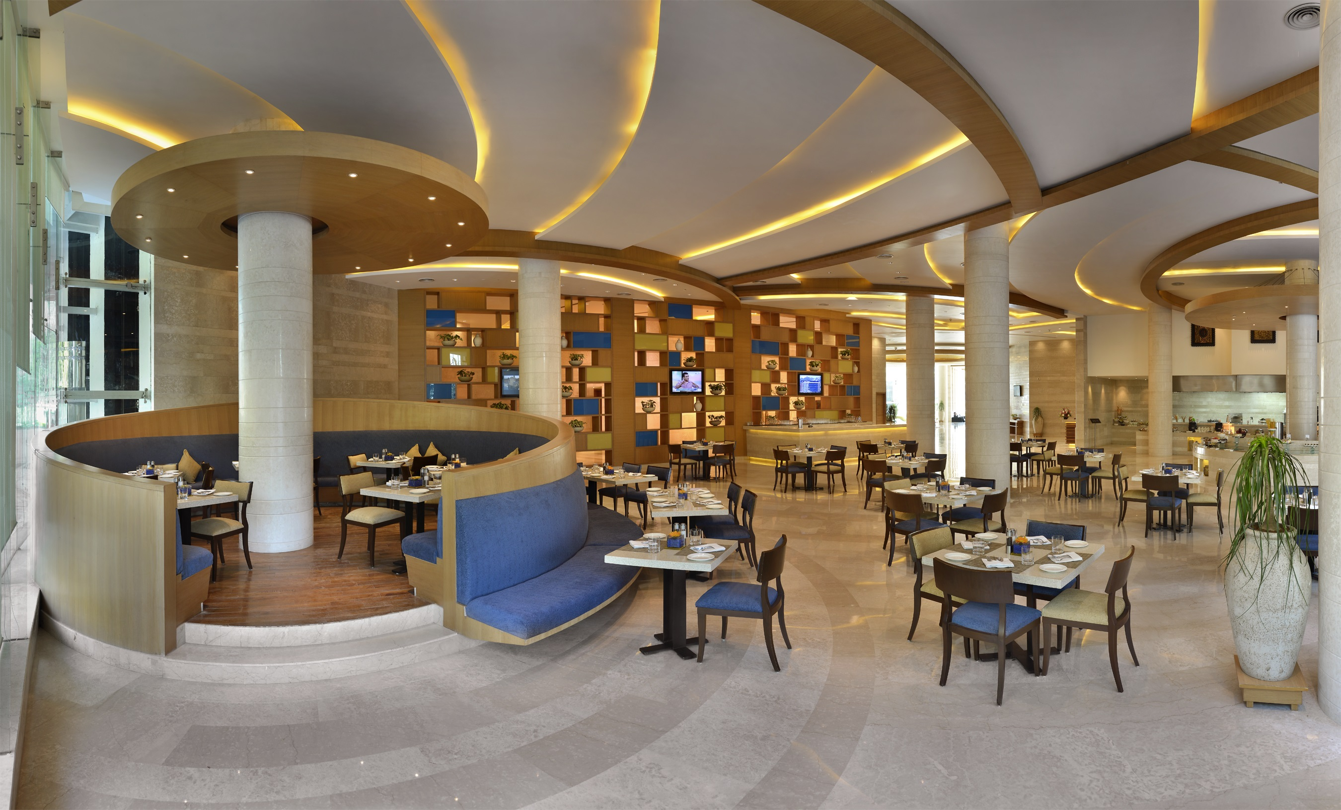 24/7 All Day Dining The Lalit, IT Park, Chandigarh Photo1