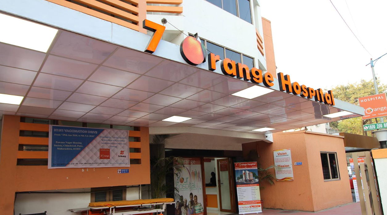 7 Orange Hospital - Pune Photo1