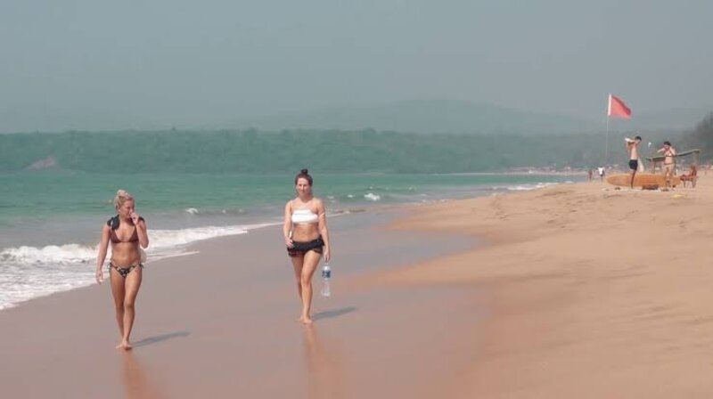 Agonda Beach - Goa Photo4