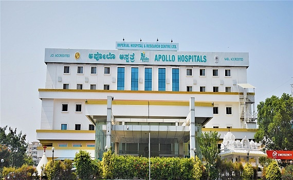 Apollo Gleneagles Hospital - Kadapara - Kolkata Photo1