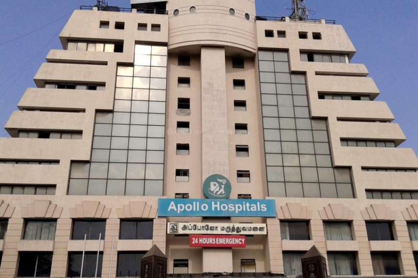 Apollo Hospital - Greams Road - Chennai Photo1