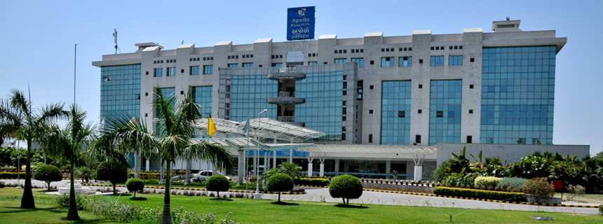 Apollo Hospital International - GIDC Estate - Gandhinagar  Photo1