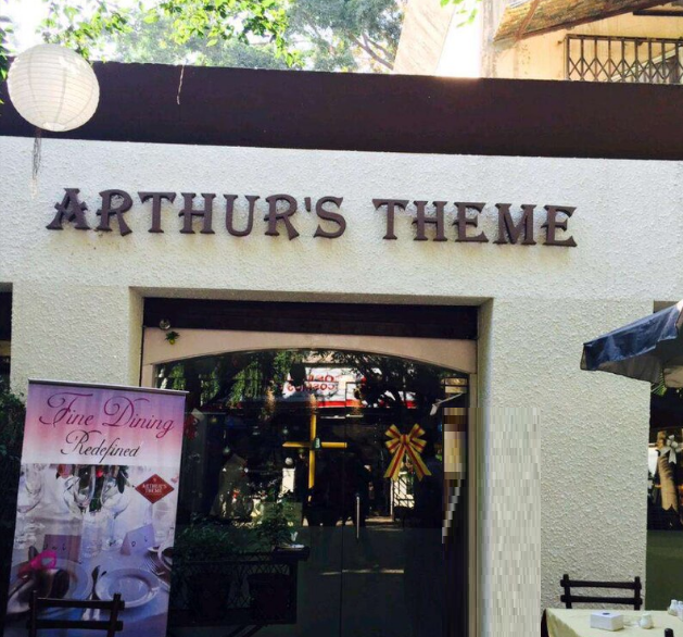 Arthur's Theme, Koregaon Park, Pune Photo1
