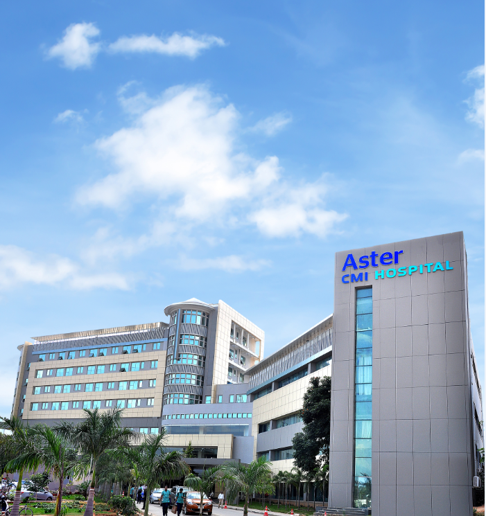 Aster CMI Hospital - Sahakaranagar - Bangalore Photo1