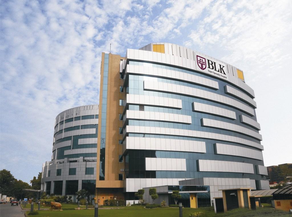 BLK Super Speciality Hospital - Delhi Photo1