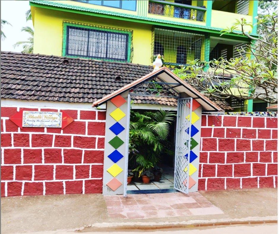 Bhatti Village, Bardez, Goa Photo1