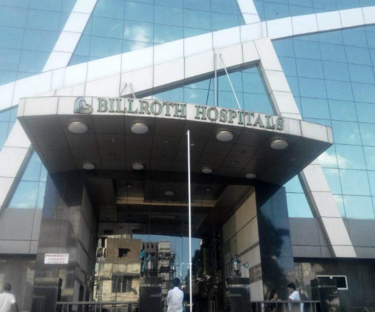 Billroth Hospital - Shenoy Nagar - Chennai Photo1