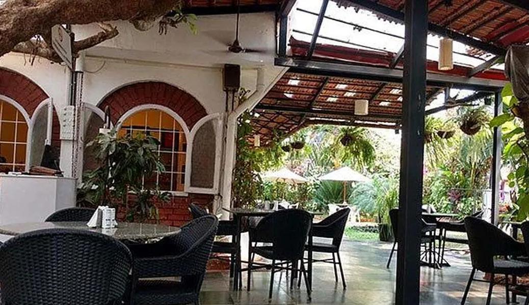 Cafe Chocolatti, Candolim, Goa Photo1