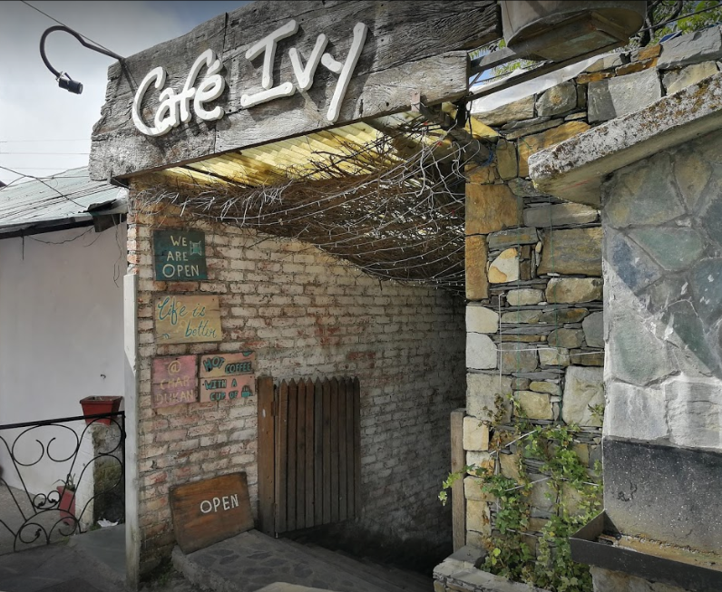 Cafe Ivy, Landour, Mussoorie Photo1