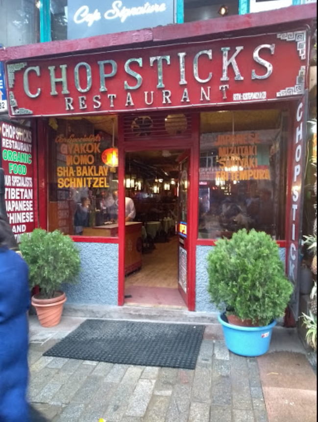 Chopsticks, Aleo, Manali Photo1