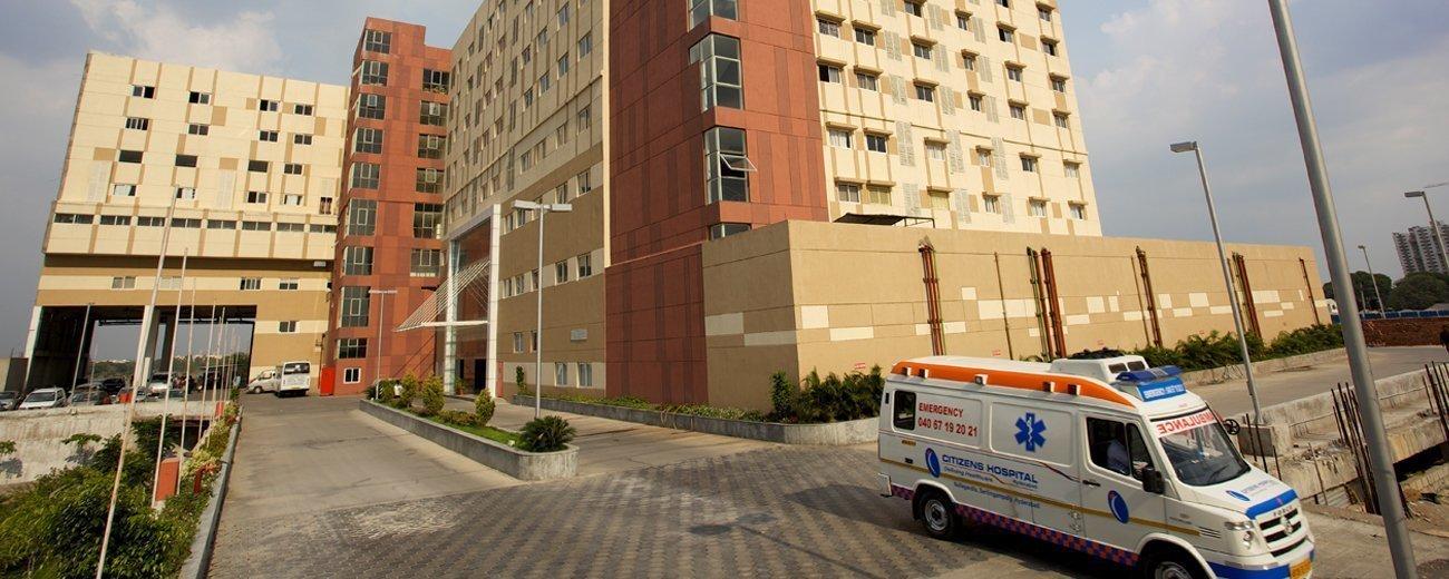 Citizens Hospital - Serilingampally - Hyderabad Photo1