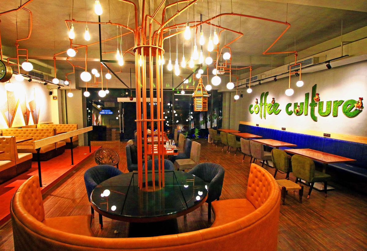 Coffee Culture The Ristorante Lounge, Adajan Gam, Surat Photo1