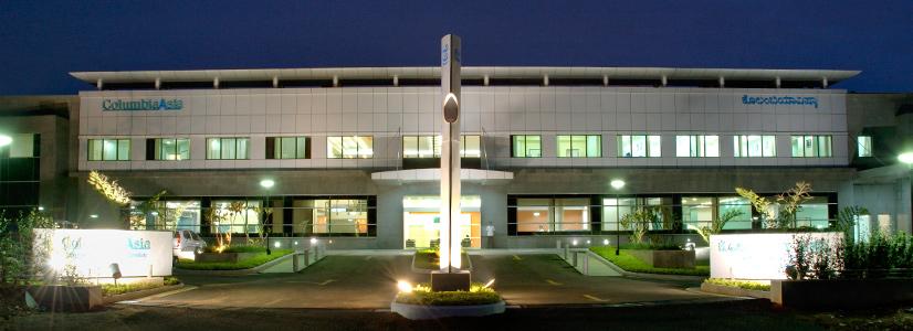 Columbia Asia Hospital - Hebbal - Bangalore Photo1