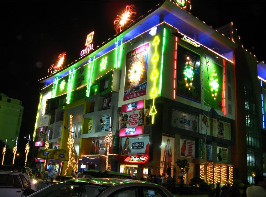 Crystal Court Mall - Malviya Nagar - Jaipur Photo1