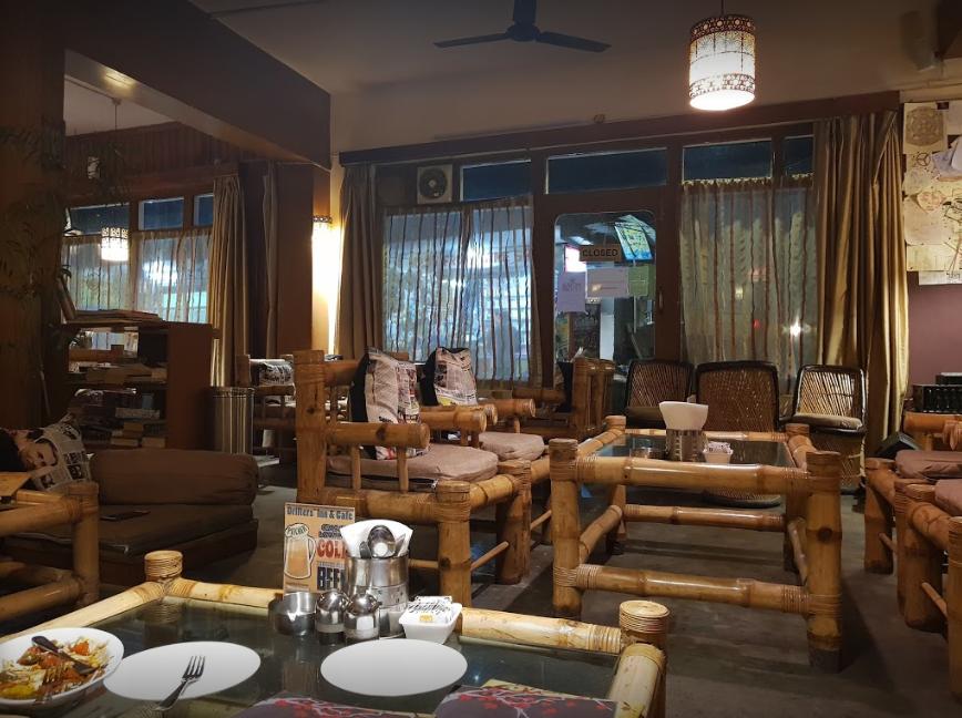 Drifters' Cafe, Old Manali, Manali Photo1