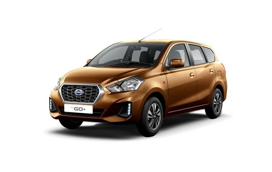Datsun Go Plus Photo1