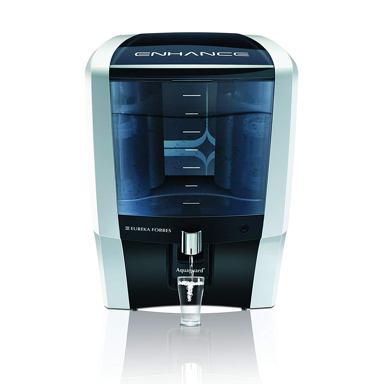 Eureka Forbes Aquaguard Enhance RO + UV Water Purifier Photo1