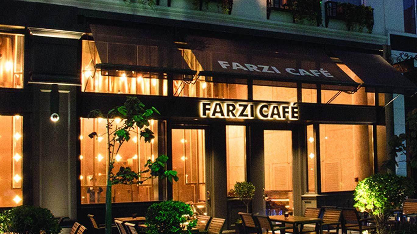 Farzi Cafe, High Street Phoenix Mall, Lower Parel, Mumbai Photo1