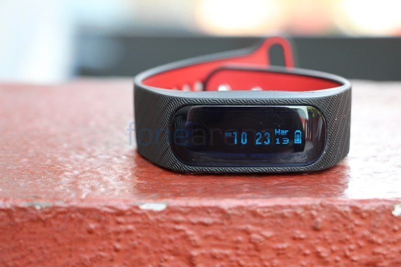 Fastrack Reflex Smart Band Photo1