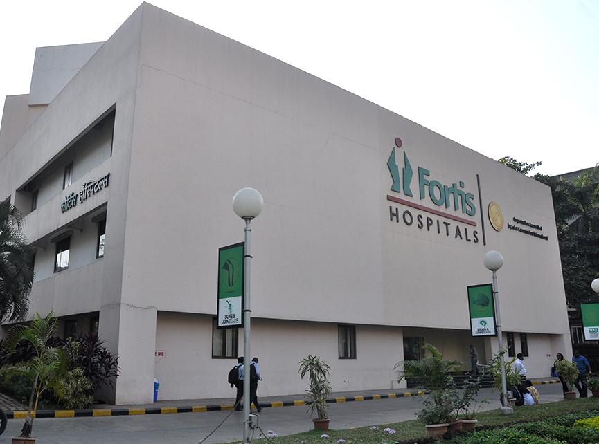 Fortis Hospital, Mulund, Mumbai Photo1
