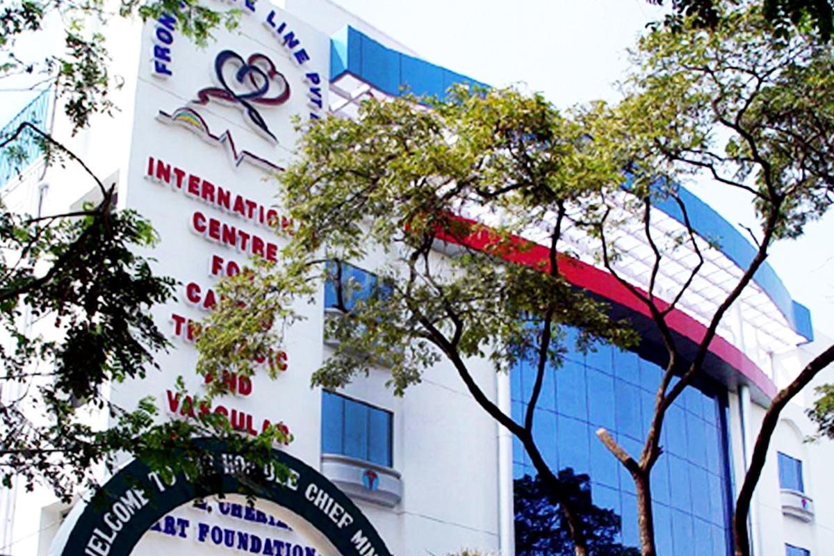 Frontier Lifeline Hospital - Mogappair - Chennai Photo1