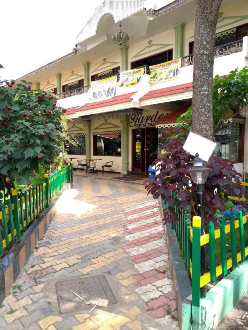 Garden Restaurant, Elk Hill,  Ooty Photo1