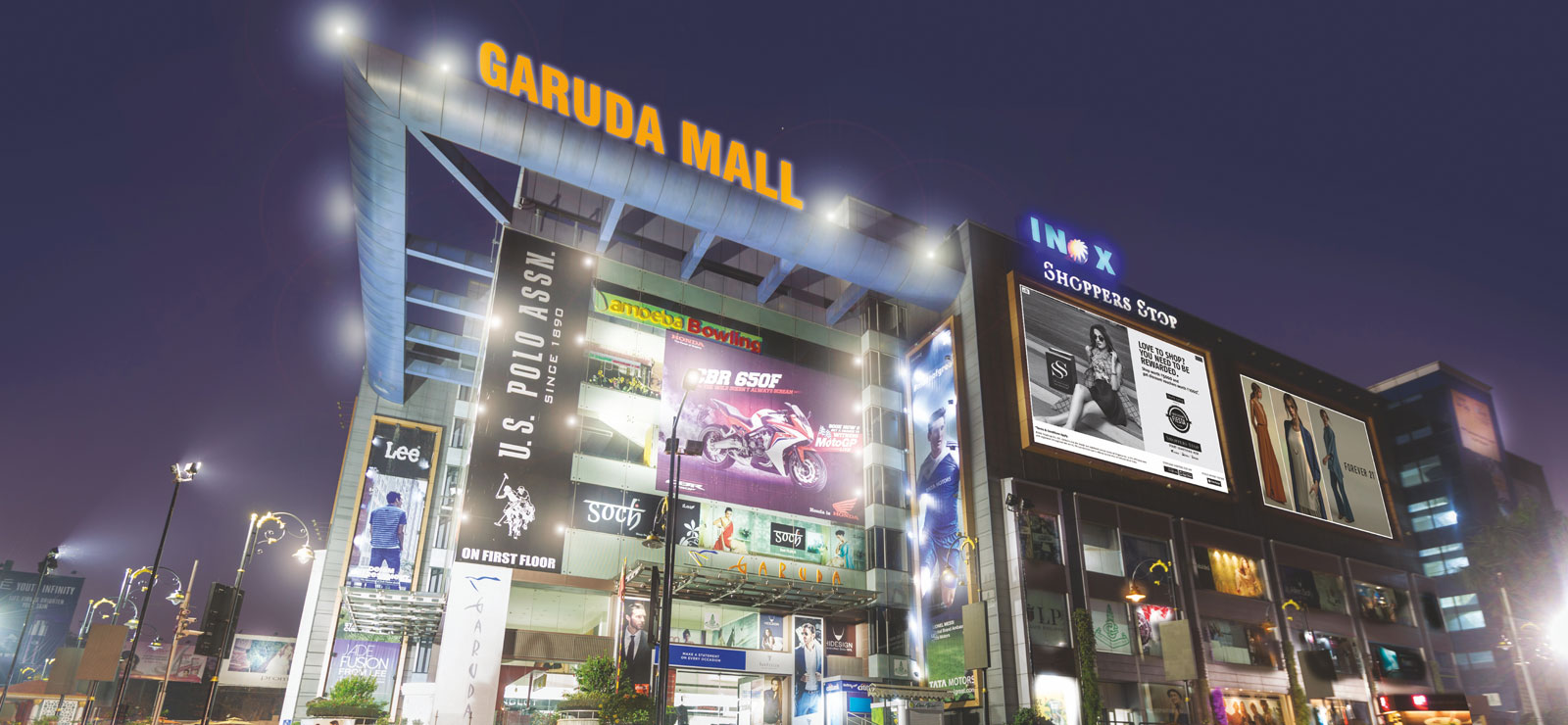Garuda Mall, Bangalore Photo1