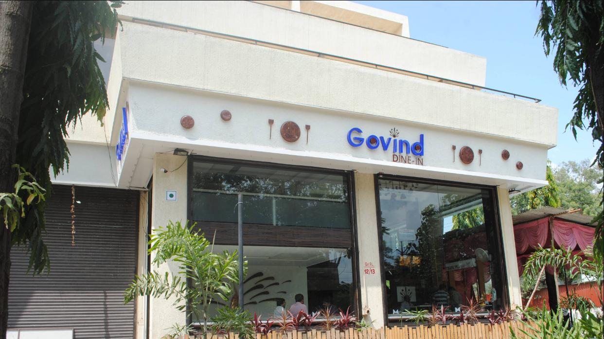 Govind Dine In - Satpur - Nashik Photo1