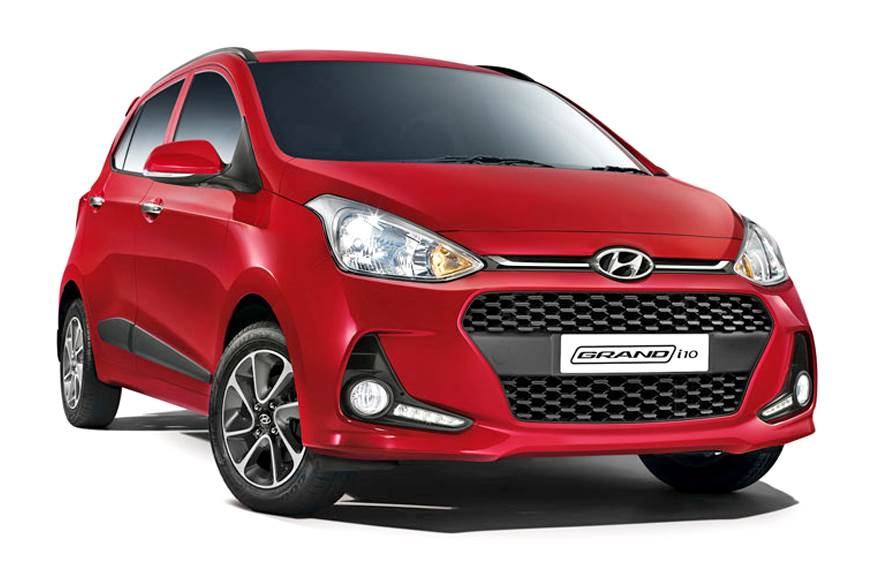 Hyundai Grand i10 Photo1