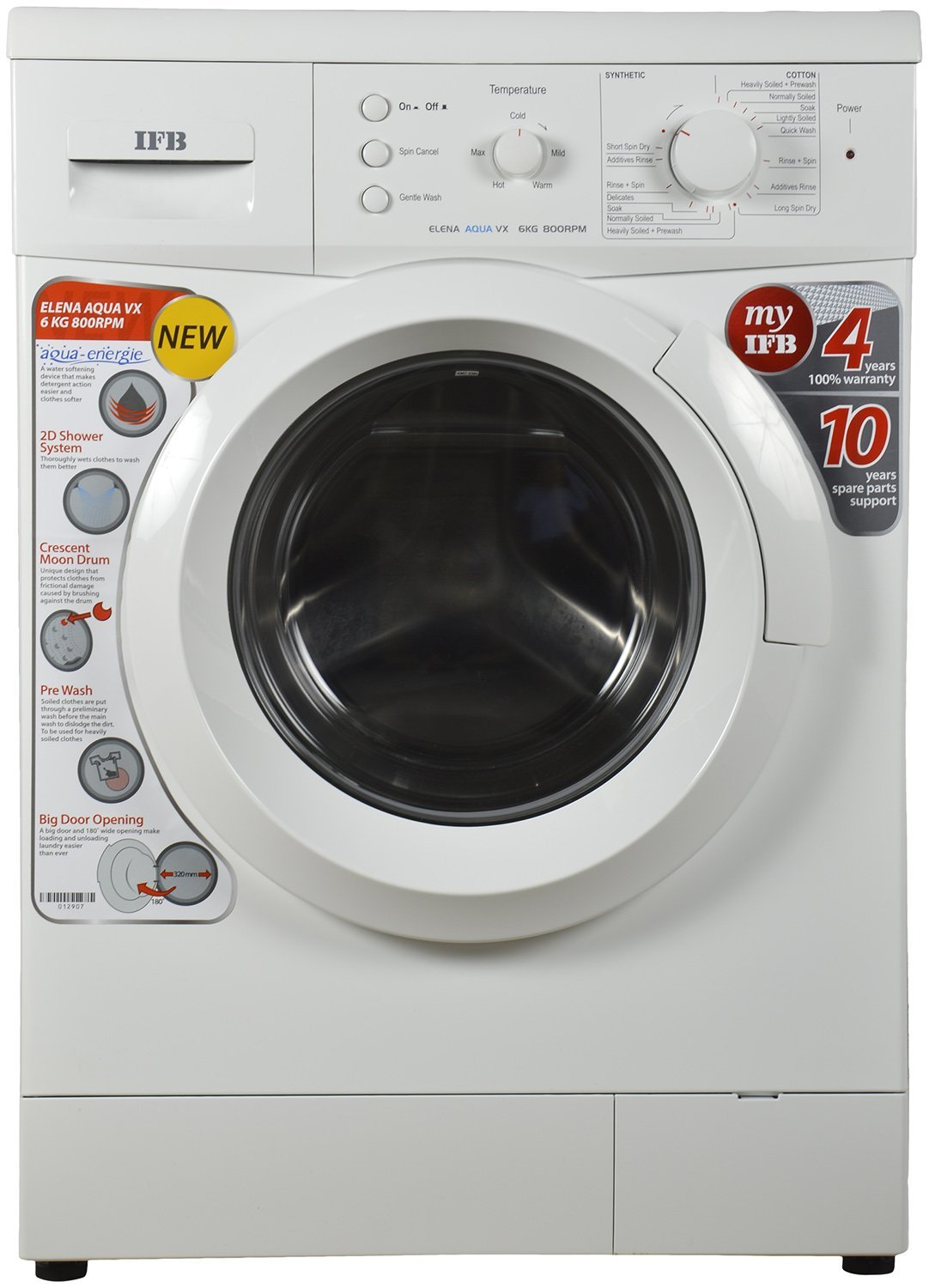 IFB 6.5 kg TL- RDW Fully Automatic Top Loading Washing Machine Photo1