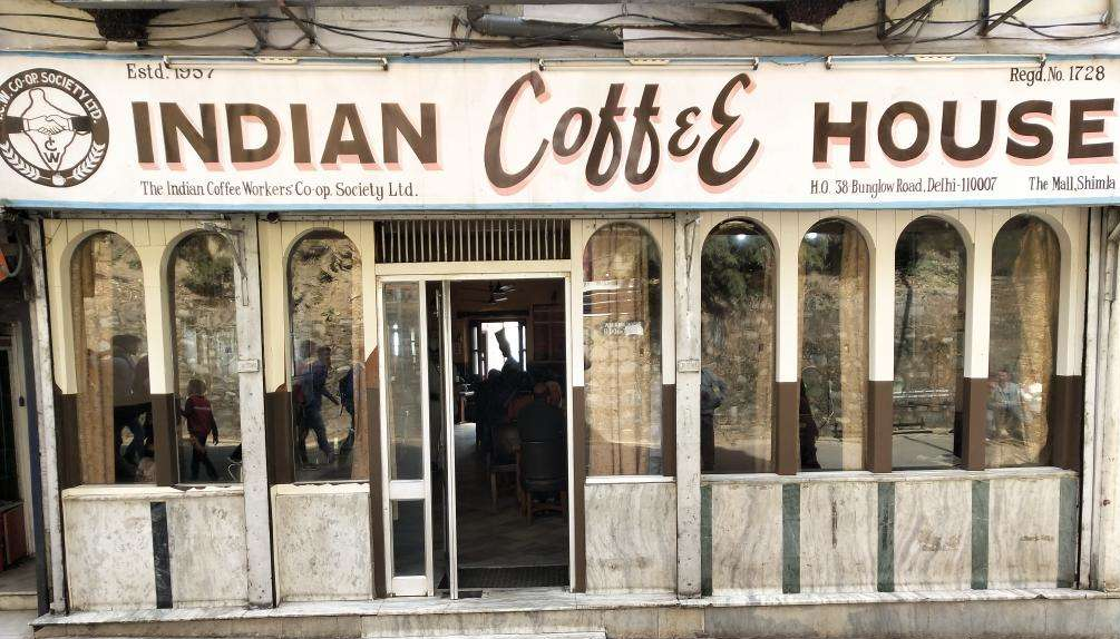 Indian Coffee House - Summer Hill - Shimla Photo1