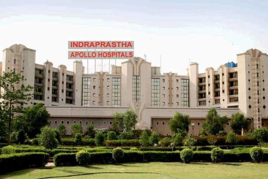 Indraprastha Apollo Hospital - Delhi Photo1