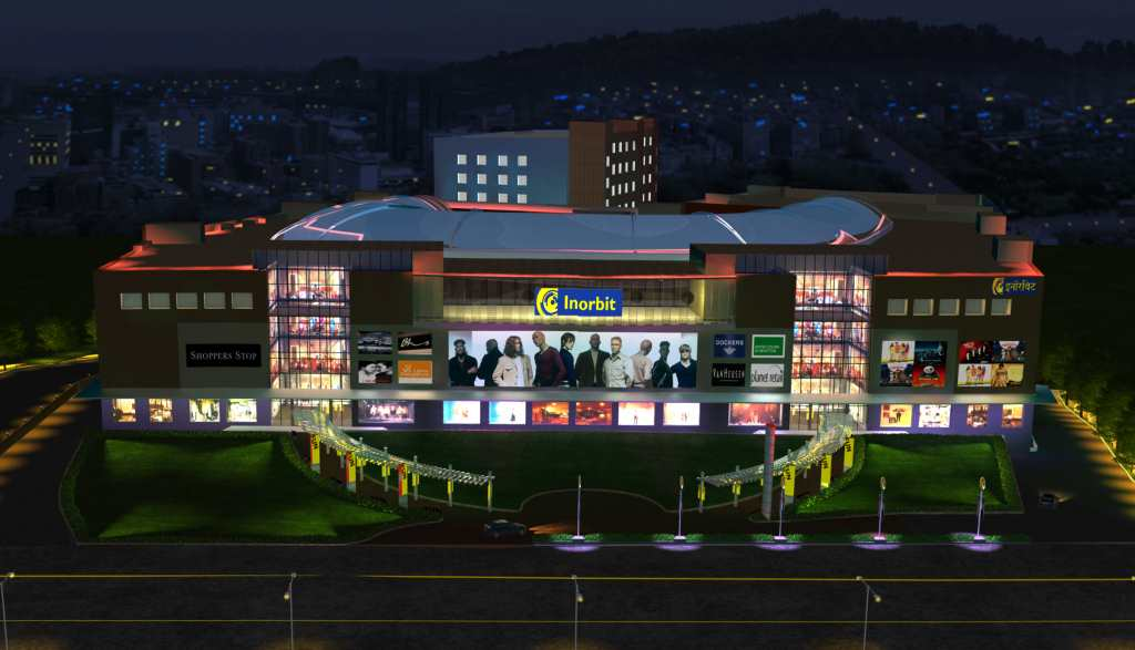 Inorbit Mall - Wadgaon Sheri - Pune Photo1