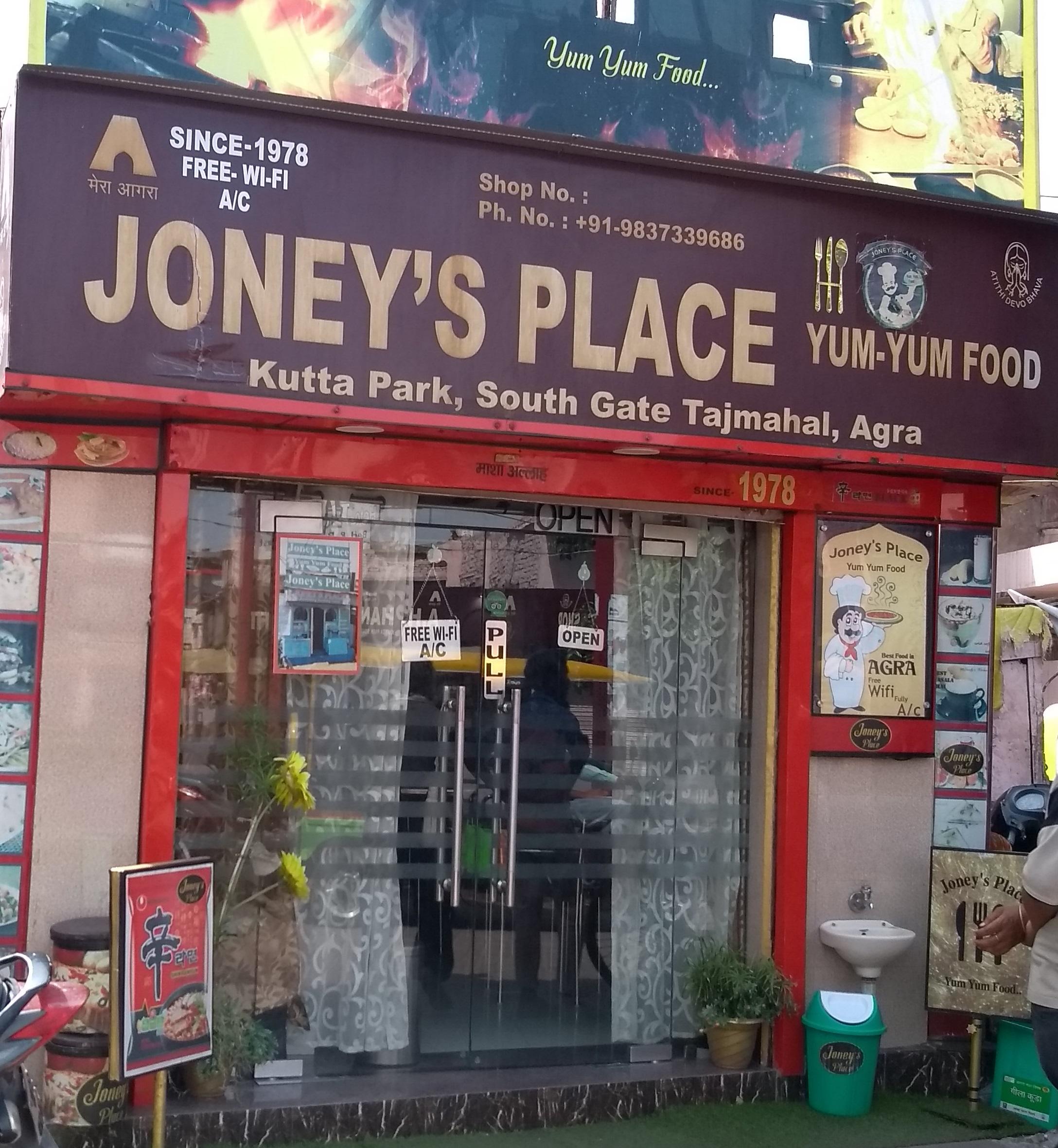 Joney's Place, Tajganj, Agra Photo1