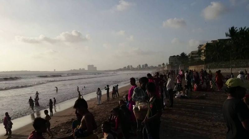 Juhu Beach - Mumbai Photo4