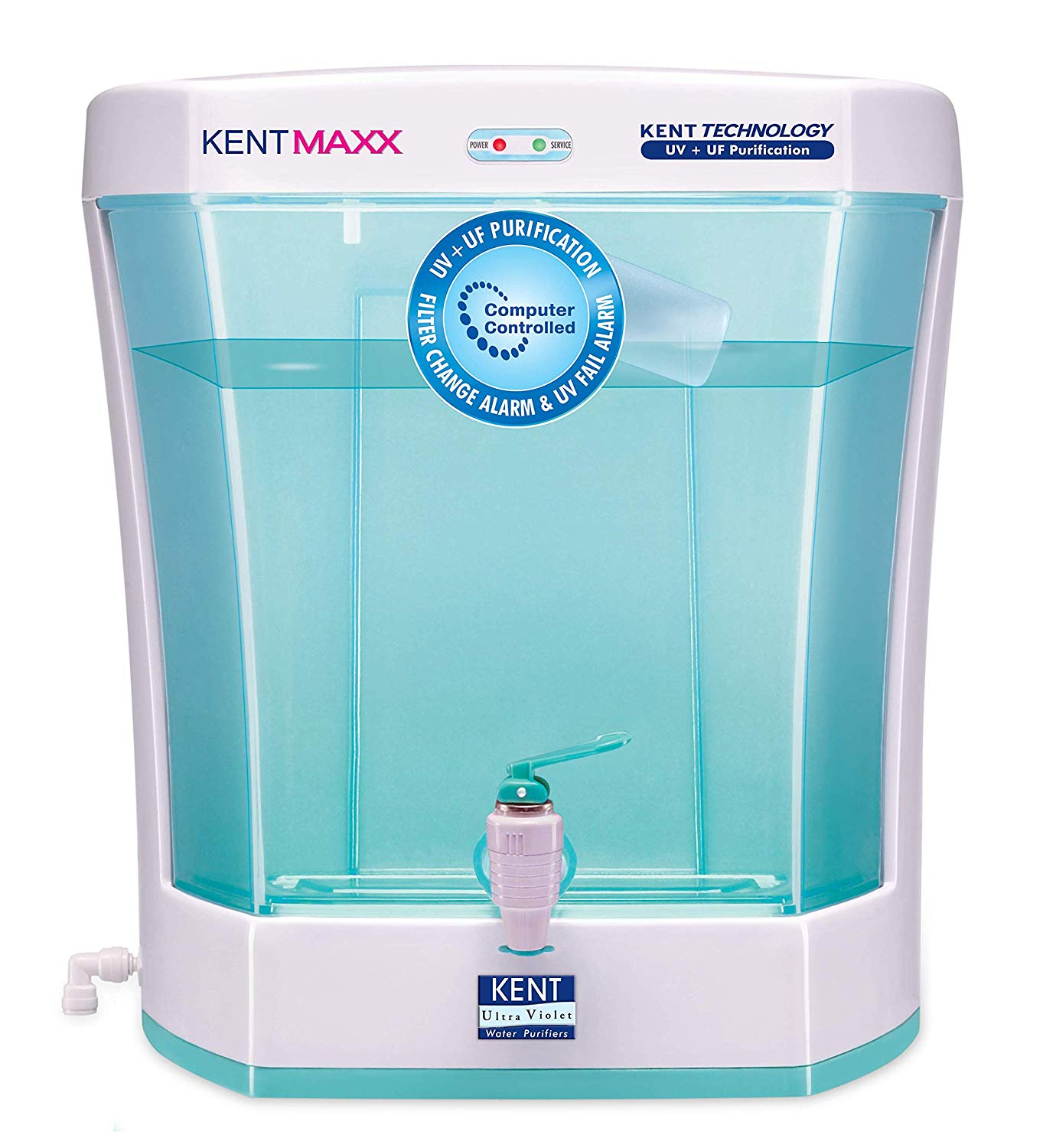 Kent Maxx Litre 7 L UV + UF Water Purifier Photo1