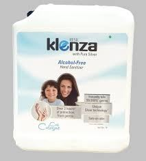 Klenza Alcohol Free Hand Sanitizer Photo1