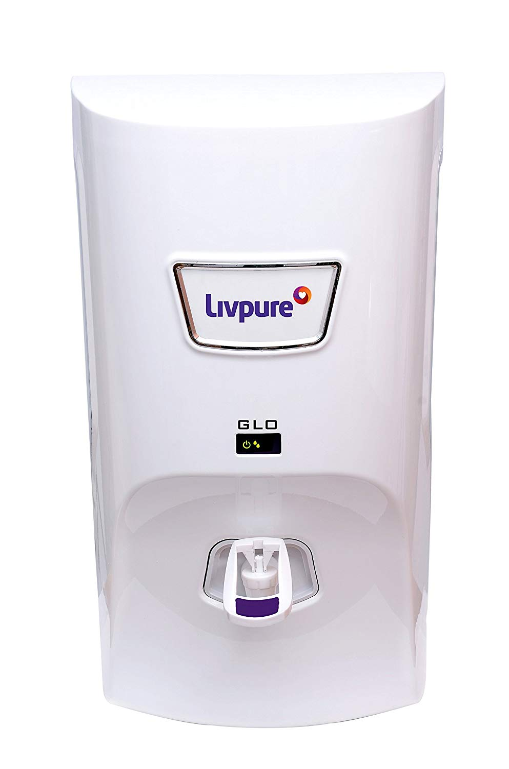 Livpure Glo 7 Litre RO+UV + Mineralizer Water Purifier Photo1