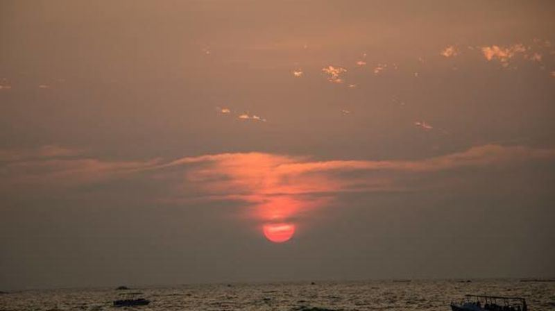 Malpe Beach - Udupi Photo2