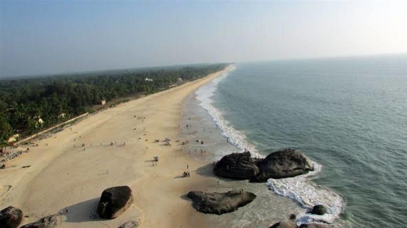 Malpe Beach - Udupi Photo1